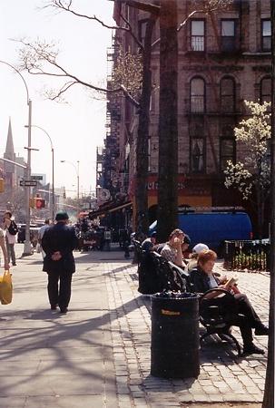 2ns Ave & Stuyvesant Street