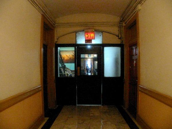 Inside Hallway | Chelsea Hotel, New York NY