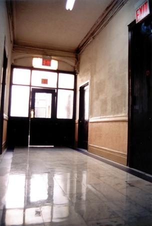 Top Hall | Chelsea Hotel, New York NY