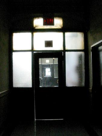 Exit | Chelsea Hotel, New York NY