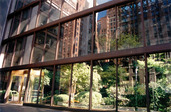 Private Forest | 42nd Street, New York NY