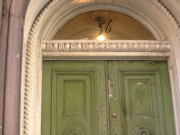 56 Green Door | 9th Street