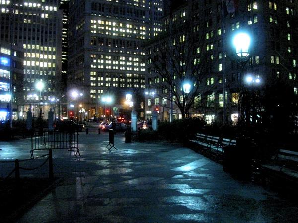 Office Light | City Hall