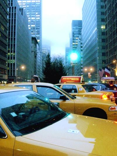 Cab Cluster | Park Avenue