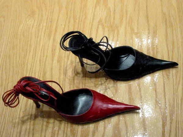 Red of Black | Soho