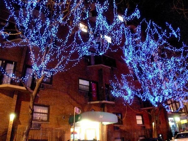 Blue Street Holiday | Thompson Street