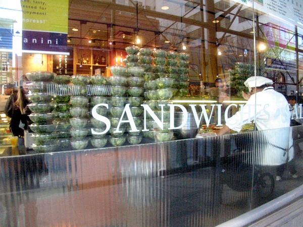 Salad | 3rd Ave & 59th Street