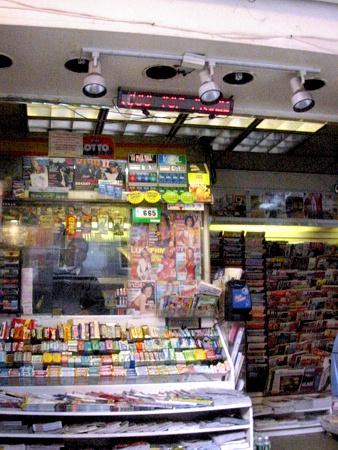 Magazine Man| 59th Street