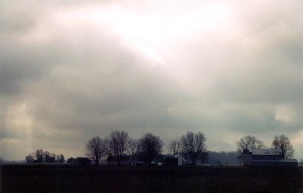 Land Shadows