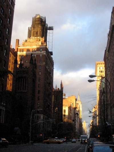 Sunset on Empire | 6th Ave.