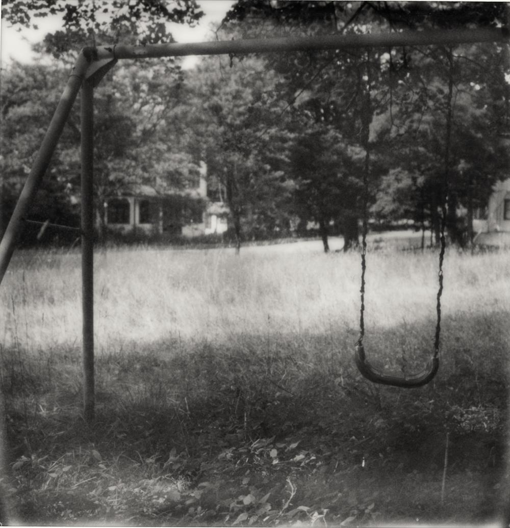 Swing | Washington St., Sharon Springs, NY