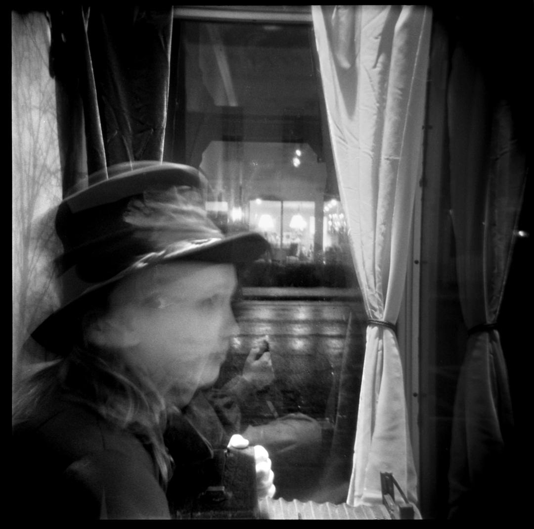The Boy in the Box | Hudson NY