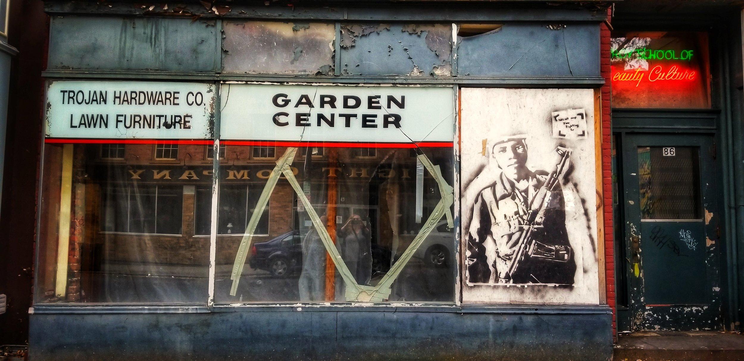 Congress Street, Troy NY