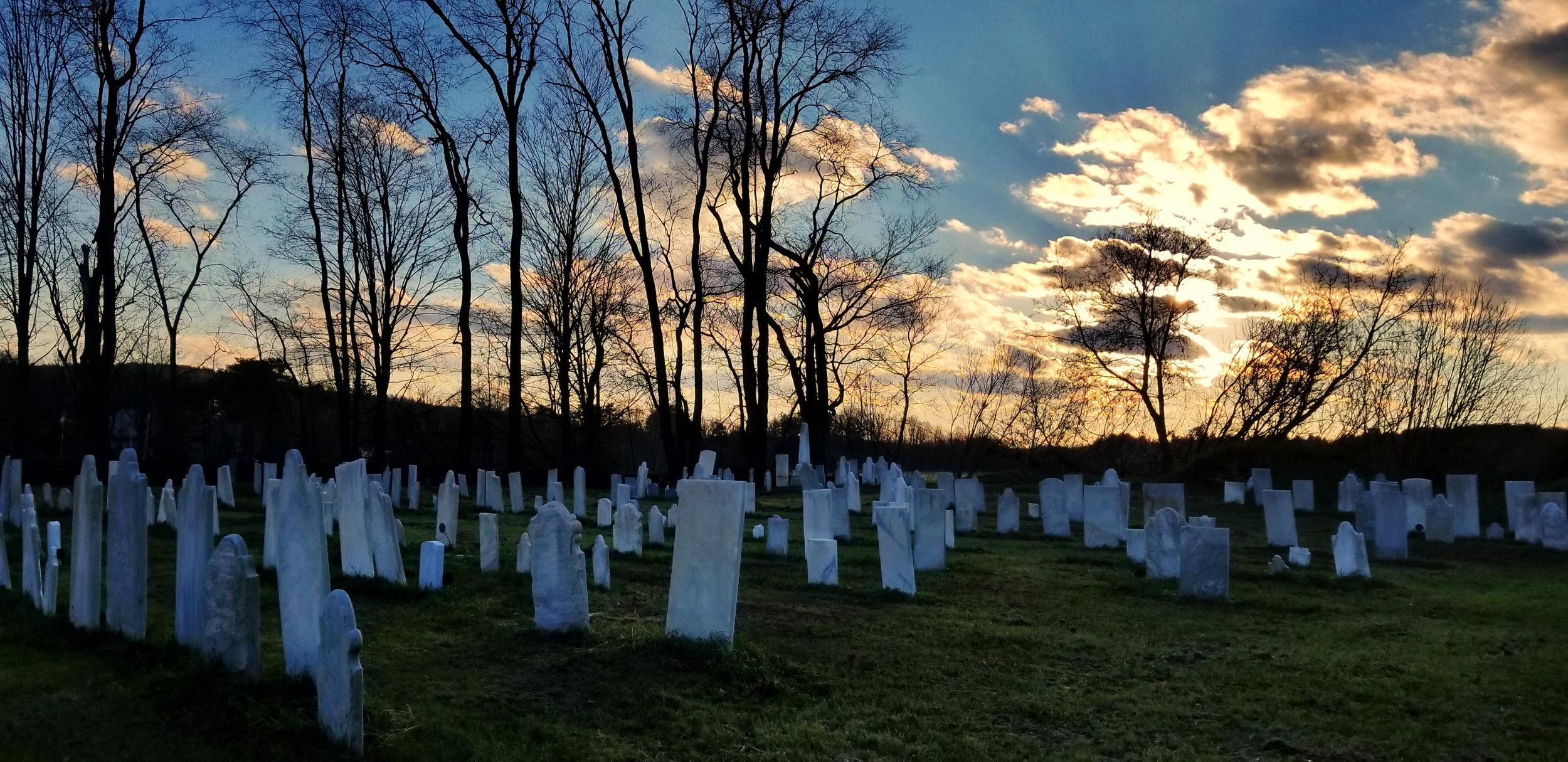 Revolutionary War Cemetery (Old Salem Burying Ground) Archibald St., Salem, New York