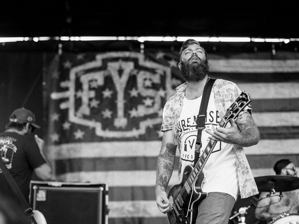ALAN DAY // FOUR YEAR STRONG