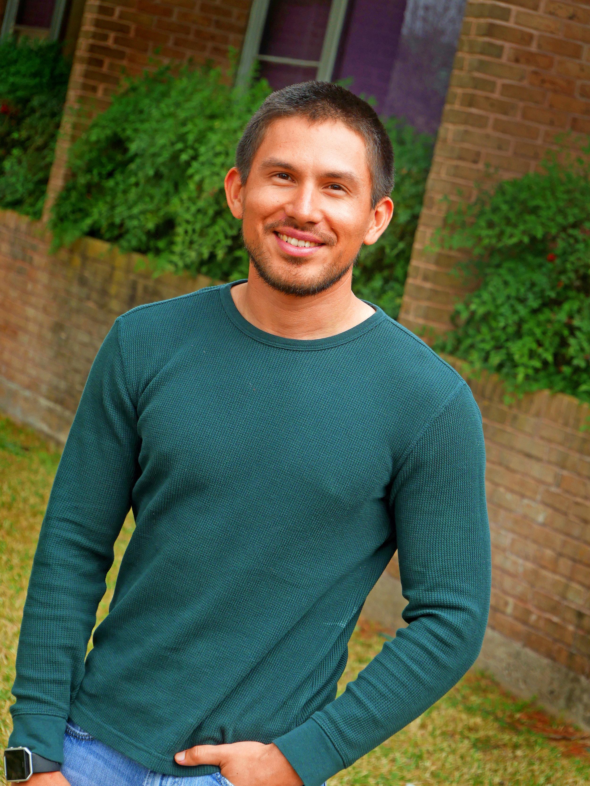 Juan Escobar - Student Teacher