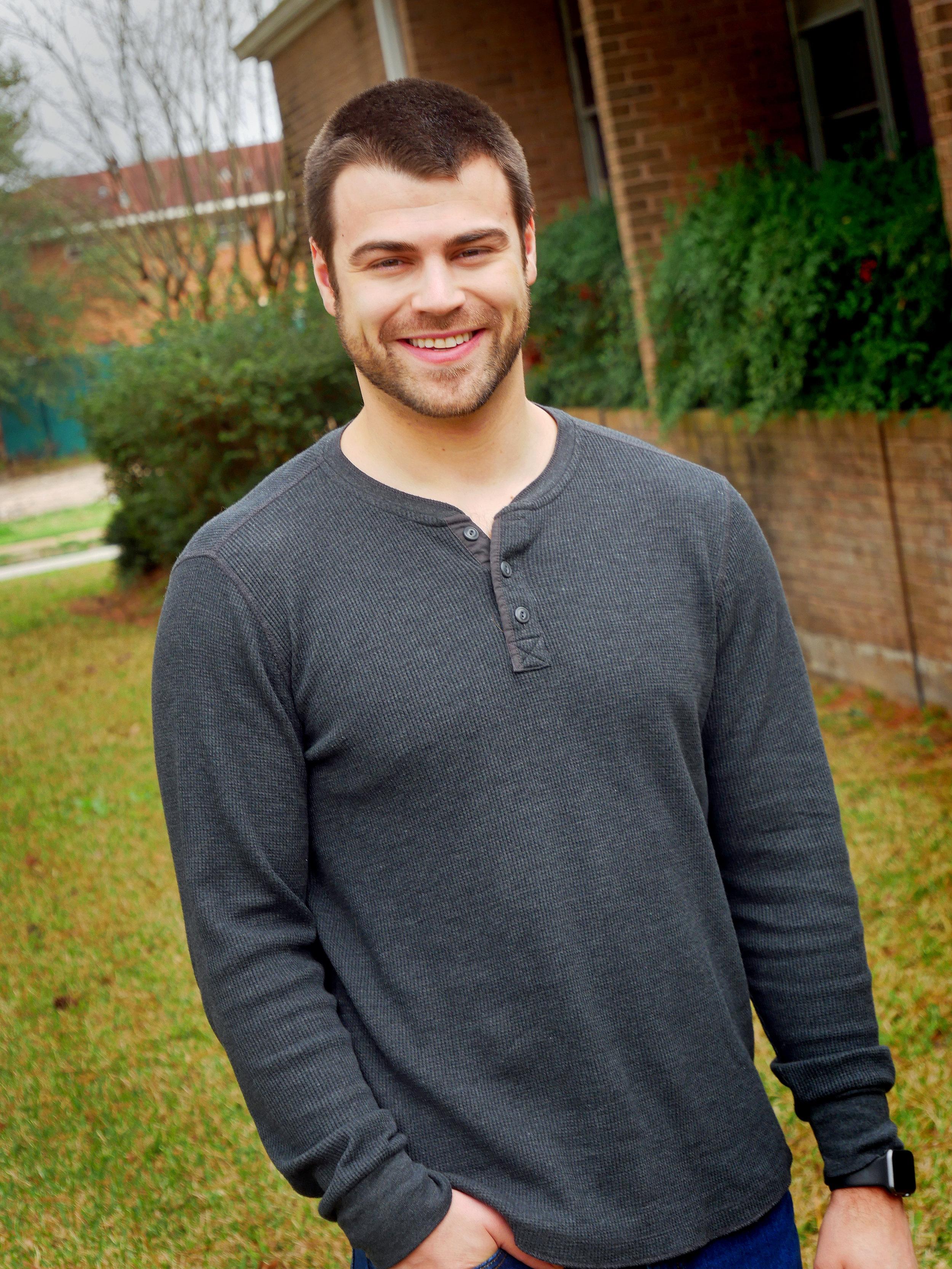 Luke Merten - Student Leader