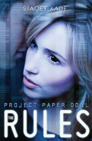Title: The Rules   Series: (Project Paper Doll #1) Author Info:  Website  |  Twitter  |  Goodreads  Age Group: Young Adult Genre Type: Sci-fi, Paranormal Publication Date:   April 23rd 2013   Publisher:   Disney-Hyperion                          Format: Hard Back Baby! Pages: 416 Awesome Pages Source: Bought  Reading: For Review