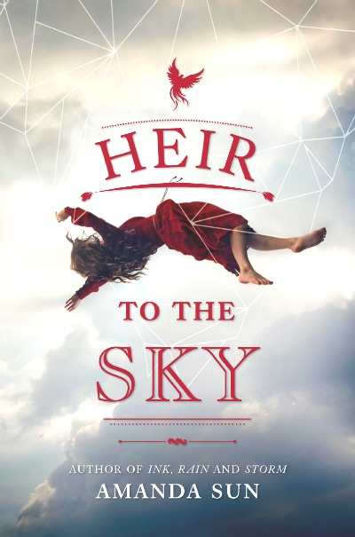 Heir to the Sky by Amanda Sun