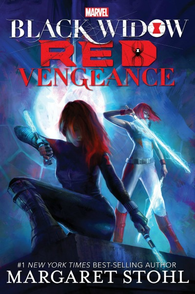 BLACK WIDOW: RED VENGEANCE by Margaret Stoh