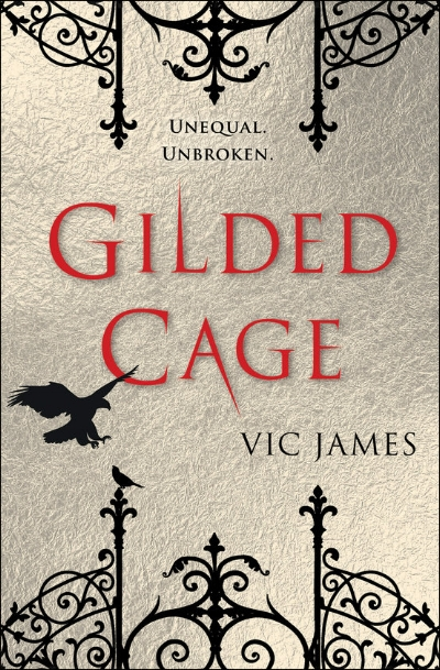 Gilded Cage (Dark Gifts #1)by Vic James