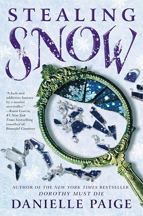 Stealing Snow by Danielle Paige Book Cover