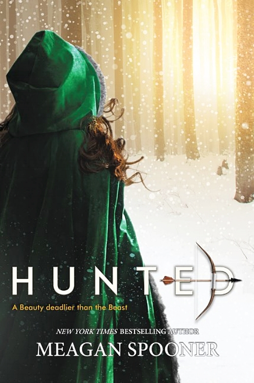 Hunted by Meagan Spooner Book Cover