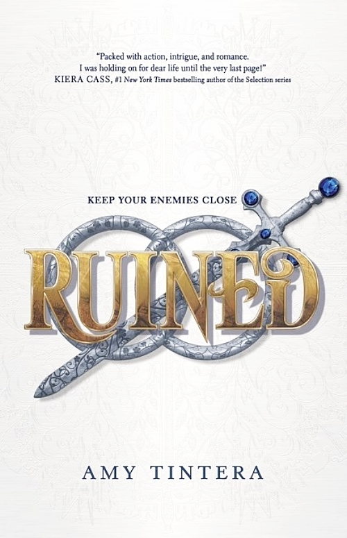 Ruined by Amy Tintera Book Cover