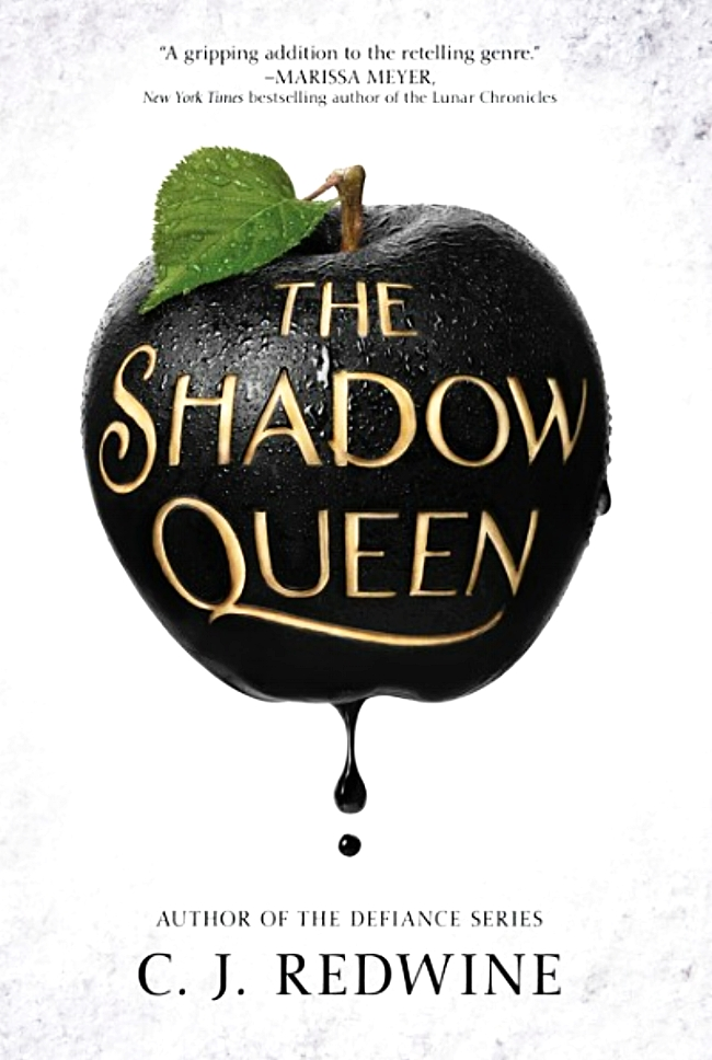 The Shadow Queen by C. J. Redwine Book Cover