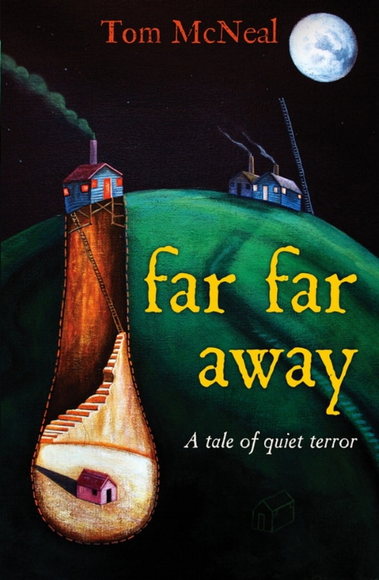 Far Far Away by Tom McNeal UK Book Cover