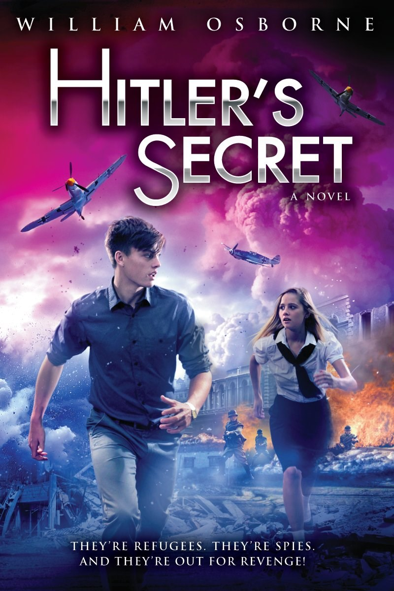 Hitlers Secret by William Osborne Book Cover