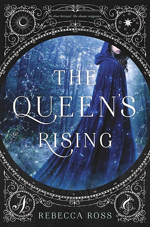 The Queens Rising by Rebecca Ross Book Cover