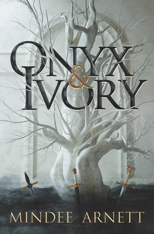 Onyx and Ivory by Mindee Arnett Book Cover