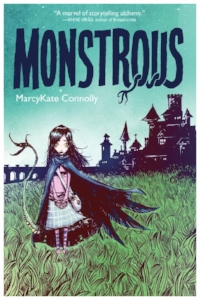 Monstrous by MarcyKate Connolly Book Cover.jpg