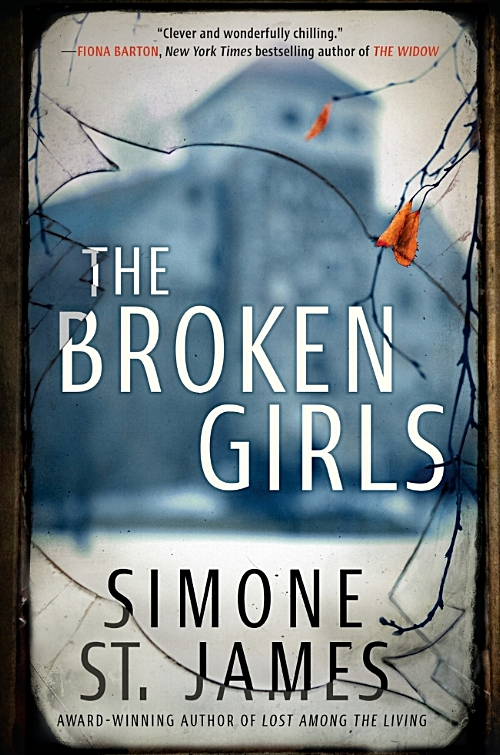 The Broken Girls by Simone St. James Book Cover