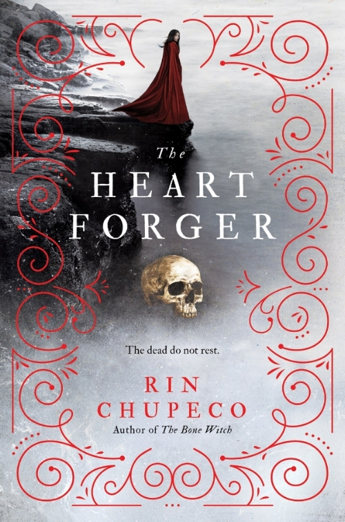 The Heart Forger by Rin Chupeco Book Cover