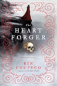 The Heart Forger by Rin Chpeco Book Cover.jpg