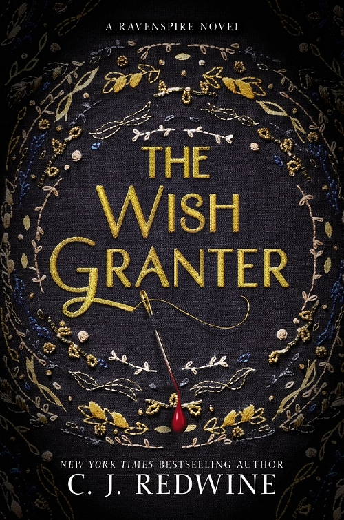 The Wish Granter by C. .J. Redwine Book Cover
