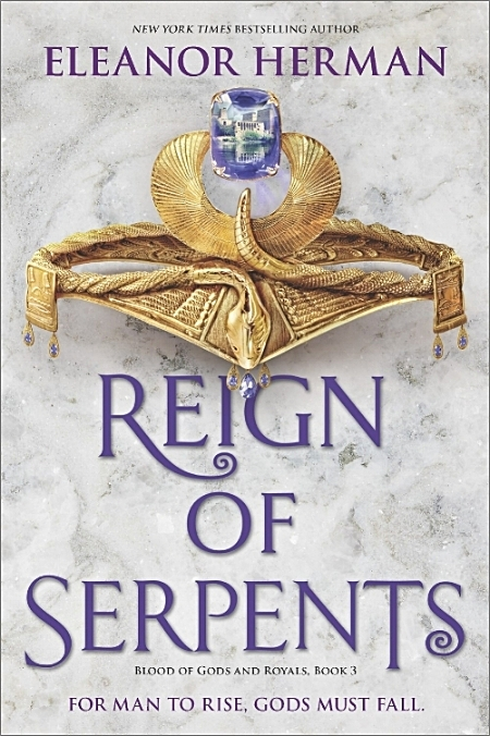 Reign of Serpents by Eleanor Herman Book Cover