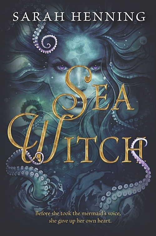 Sea Witch by Sarah Henning Book Cover
