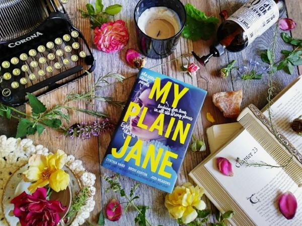 My Plain Jane by Cynthia Hand, Brodi Ashton, and Jodi Meadows, image taken by Book Swoon