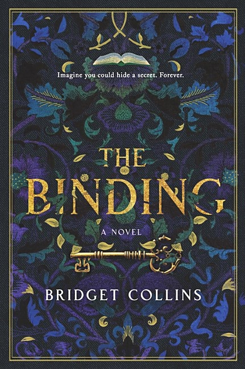 The Binding by Briget Collins Book Cover
