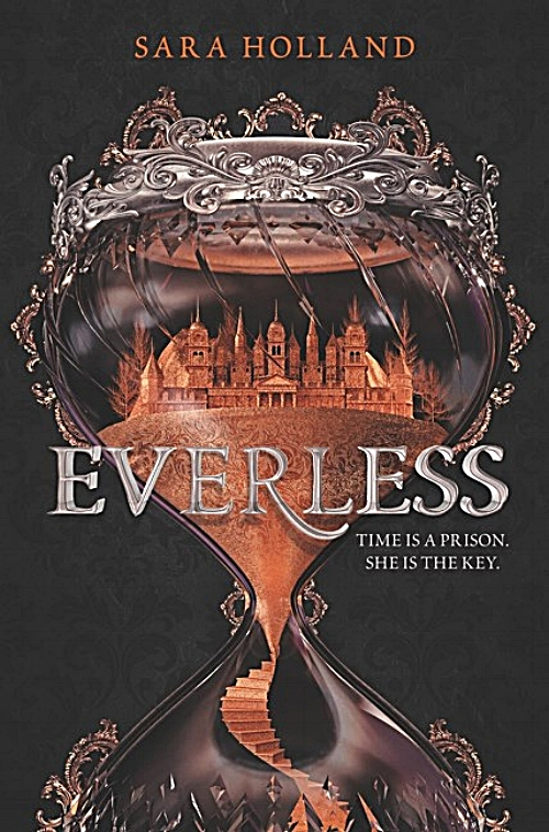 Everless by Sara Holland Book Cover