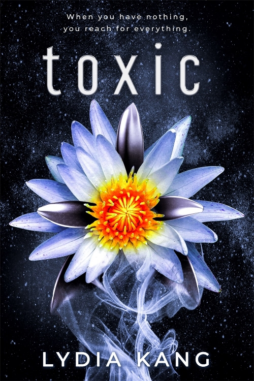 Toxic by Lydia Kang Book Cover