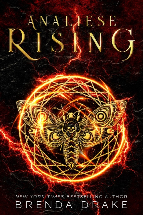 Analiese Rising by Brenda Drake Book Cover