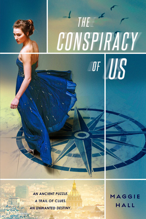 The Conspiracy of Us by Maggie Hall Book Cover.jpg