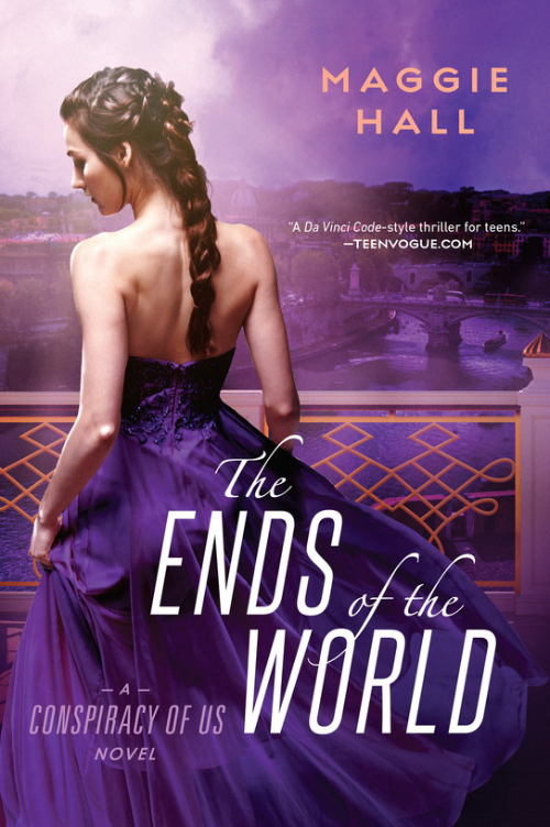 The End of the World by Maggie Hall Book Cover.jpg