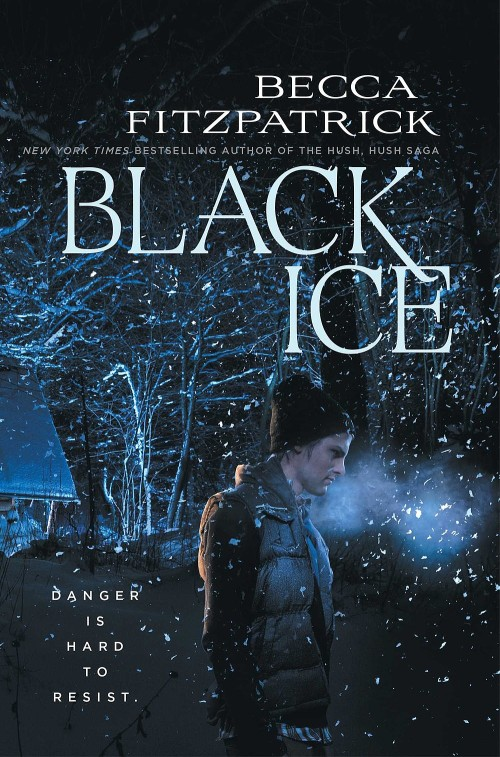 Black Ice by Becca Fitzpatrick Book Cover and Review