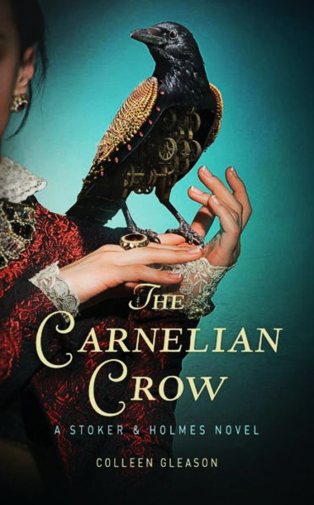 The Carnielian Crow by Colleen Gleason Book Cover.jpg