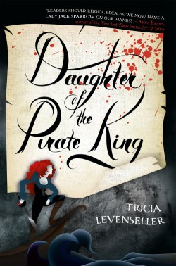 Daughter of the Pirate King by Tricia Levenseller Book Cover Small.jpg